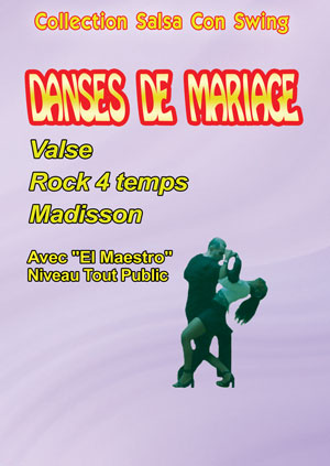 Wedding Dance : Waltz - Rock - Madisson