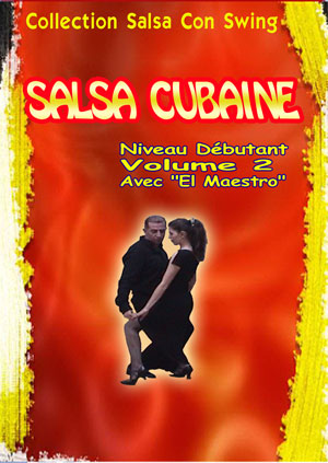 Cuban Salsa - Advanced Beginners - Volume 2