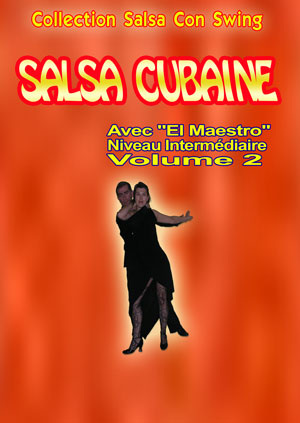 Cuban Salsa - Intermediate Level - Volume 2